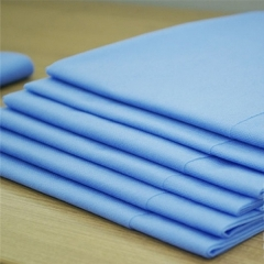 Nonwoven bed sheets